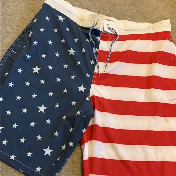 TRINITY COLLECTION USA BATHING SUIT